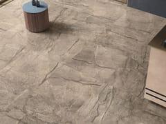 Pavimento/rivestimento in gres porcellanato effetto marmoANIMA FUTURA AMAZING SILVER - CERAMICHE CAESAR