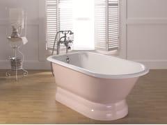Vasca Da Bagno Ghisa Con Piedi : Consoll stile barocco con vasca da bagno con piedini e bbavm