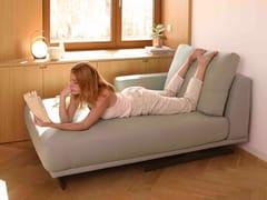 Dormeuse imbottita in tessutoANNA | Dormeuse - GLOBAL SOFA