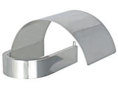Portarotolo in alluminio anodizzato MATERIA | Portarotolo in alluminio anodizzato - Materia