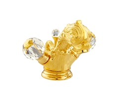 Rubinetto per lavabo monoforo con cristalli Swarovski® ANTARTICA | Rubinetto per lavabo monoforo - Antartica