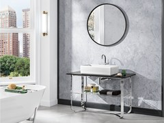 Mobile lavabo in marmo ANTHEUS | Mobile lavabo in marmo - Antheus