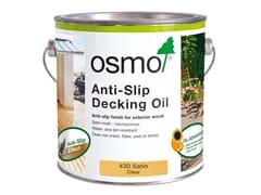 Osmo, ANTI-SLIP DECKING OIL Trattamento antiscivolo per pavimento