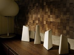 CP Parquet, ANTICO ASOLO MOSAICI | Mosaico con superficie tridimensionale in teak  Mosaico con superficie tridimensionale in teak