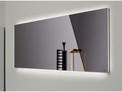 Antonio Lupi Design, APICE Specchio da parete con illuminazione integrata per bagno