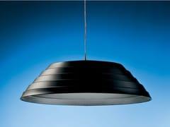 Lampada a sospensione a LED in alluminio anodizzatoAPOCALISSE - ALBUM ITALIA