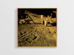 Stampa ad alta qualità fotografica su lastra AllurexAPOLLO 15 NCD-AG-S038 - SPAZIO 81