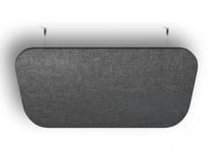 Pannello acustico a parete in lana di pecoraWHISPERWOOL APPS | Pannello acustico a parete in lana - TANTE LOTTE DESIGN