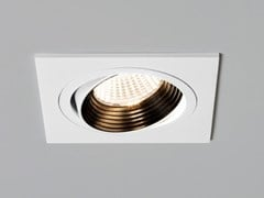Faretto a LED orientabile in acciaio da incassoAPRILIA SQUARE - ASTRO LIGHTING