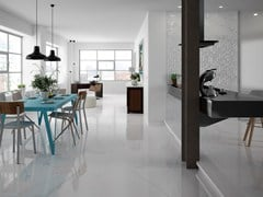 Indoor flooring & Wall tiles with marble effect