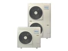 Pompa di calore ad aria/acquaAQUABOX - THERMITAL