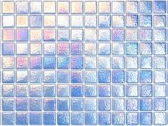 Mosaico antibatterico in vetro riciclatoAQUALUXE - HISPANO ITALIANA DE REVESTIMIENTOS