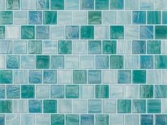 Elements Mosaic, AQUAMARINA Mosaico in vetro