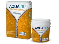 Guaina elastica cementizia per l'impermeabilizzazioneAQUAZIP FLOOR & WALL - FASSA