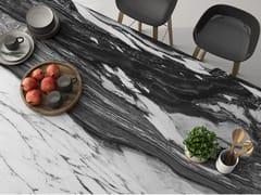 Arklam, ARABESCATTO CORCHIA Top cucina / Rivestimento in ceramica effetto marmo