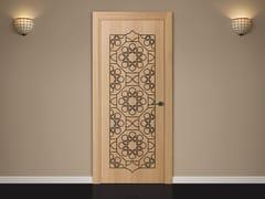 Porta in legno con cerniere a scomparsaARABESQUE | Porta in legno - BERTOLOTTO