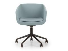Sedia ufficio ad altezza regolabile in tessutoARCA MINI | Sedia ufficio - TRUE DESIGN
