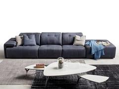 Divano componibile reclinabile in pelleARCADIA | Divano componibile - ROSSINI