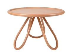 Tavolino rotondo in legnoARCH COFFEE TABLE | Tavolino in legno - WIENER GTV DESIGN