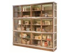 Libreria in legno e vetro con illuminazioneARCHITECTE | Libreria - ROCHE BOBOIS