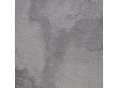 Pavimento/rivestimento in gres porcellanato effetto pietraARDESIA MIX CENERE - CERAMICHE COEM