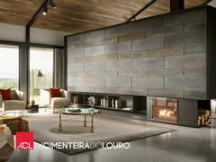 Rivestimento di facciata in pietra artificialeARDOS - A CIMENTEIRA DO LOURO