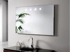 ARTELINEA, ARGENTO | Specchio rettangolare  Specchio rettangolare