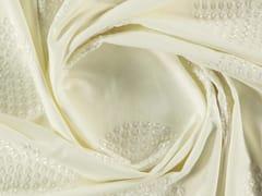 Tessuto lavabile ricamato in poliestere per tendeARGOS - MORE FABRICS