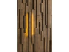 Rivestimento tridimensionale modulare in legnoARKANSAS - NEXT LEVEL DESIGN STUDIO