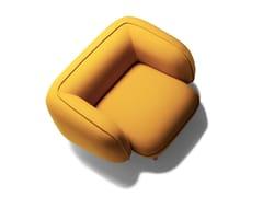 Poltrona in tessuto con braccioliBASSET   Poltrona - JOT.JOT