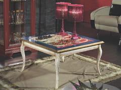 Tavolino basso in legnoARMONIE   Tavolino quadrato - ARVESTYLE