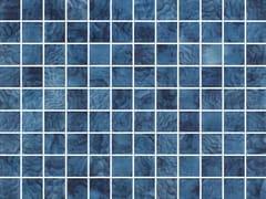 Mosaico in vetro per interni ed esterniARRECIFE BLUE MATTE - ONIX CERÁMICA