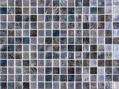 ONIX®, ARRECIFE IRIDIS GREY Mosaico in vetro per interni ed esterni
