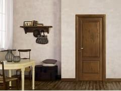 Porta in legno massello ARTE POVERA - Arte povera