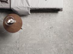 CERAMICHE KEOPE, ARTEMIS SILVER Pavimento/rivestimento in gres porcellanato effetto pietra