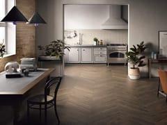 Pavimento/rivestimento in gres porcellanato effetto legnoARTHIS OLEUM - CERAMICHE CAESAR