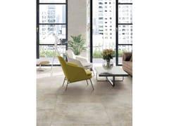 Pavimento/rivestimento in gres porcellanato effetto cementoARTIFACT   Worn Sand - CERIM FLORIM SPA