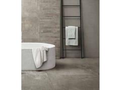 Pavimento/rivestimento in gres porcellanato effetto cementoARTIFACT   Used Grey - CERIM FLORIM SPA