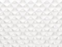 Rivestimento tridimensionale effetto metalloARTIS WHITE - VENIS - PORCELANOSA GRUPO