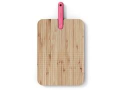 Tagliere in bambù con coltello da pane integratoARTÙ | Tagliere in bambù - TREBONN