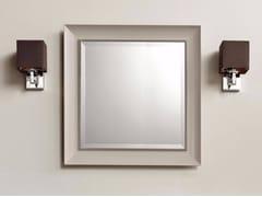 BATH&BATH, ARUM Specchio quadrato da parete con cornice
