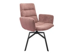 Sedia girevole imbottita con braccioliARVA LIGHT | Sedia con braccioli - KFF GMBH & CO. KG