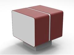 Seduta da esterni in acciaioASH | Seduta da esterni - CITYSÌ