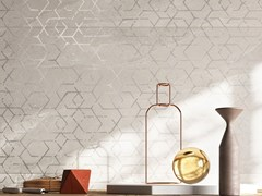 Leonardo, ASHIMA DK Pavimento/rivestimento in gres porcellanato effetto pietra per interni ed esterni