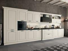 Cucina componibile laccataASOLO | Cucina lineare - ARREDO 3