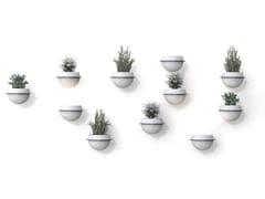 Vaso da parete in metalloASTRA | Vaso da parete - BLOSS