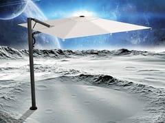 Scolaro Parasol, ASTRO CARBON Ombrellone orientabile con palo laterale