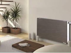Radiatore a pannello a parete a parete AT-ACQUA - Radiatori ad acqua ad accumulo