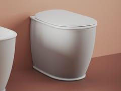 Wc in ceramica a pavimentoATELIER | Wc a pavimento - ARTCERAM