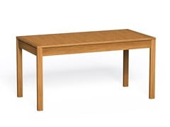 Tavolo pieghevole rettangolare in legnoATHENA | Tavolo - LUKE HUGHES & COMPANY